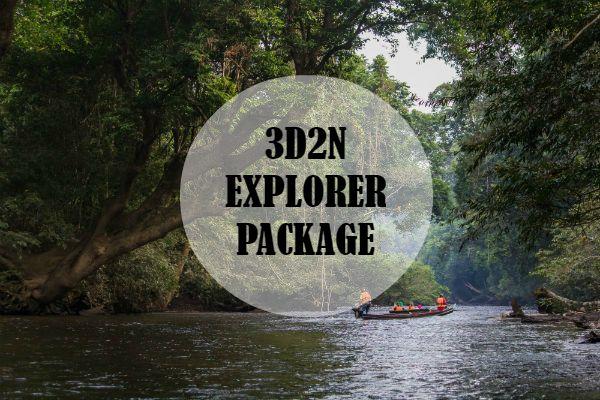 3d2n Explorer Package Mutiara Taman Negara